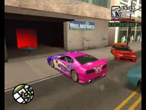 gta san andreas tuning cars youtube. Black Bedroom Furniture Sets. Home Design Ideas