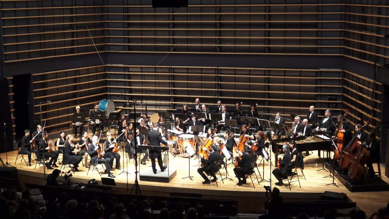 Thresholds of Dream, for timpani and symphonic orchestra