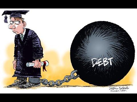 Economic Woes: Student Loan Debt