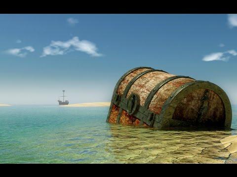Treasure Island, by Robert Stevenson (audiobook)