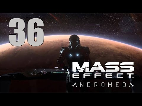 Mass Effect: Andromeda - Gameplay Walkthrough Part 36: Map to Meridian