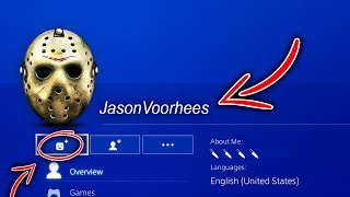 "Do NOT Add ""JASON VOORHEES"" Account as a Friend on PS4! (FRIDAY THE 13TH)"