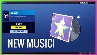 *NEW* GET FUNKY MUSIC! (Season 8) Fortnite Item Shop NOW - Fortnite Battle Royale