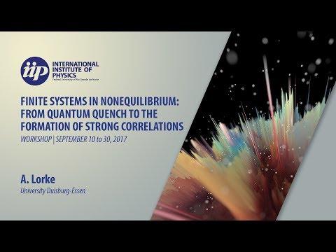 Carrier Dynamics in Self-Assembled Quantum Dots - A. Lorke