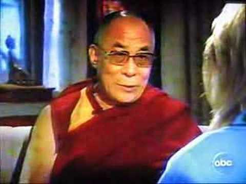 The Dali Lama Interview