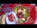 Kellogg's Corn Flakes Recipe | Healthy Mix Fruit Corn Flakes | Mum's Sweet & Chatpati Recipes