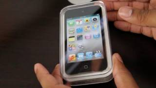 New iPod Touch (4G) Unboxing