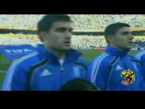 Greece vs Nigeria 2-1 World Cup 2010.(Highlights)