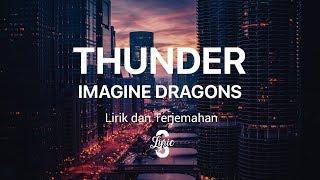 Lyric/lirik Thunder - Imagine Dragons ( Cover by RAJIV DHALL ) Terjemahan