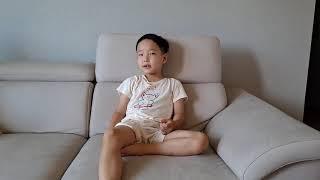 6살 윤우의 구구단 외우기 도전!!.. (5살 때 외운건 비밀 ^^)