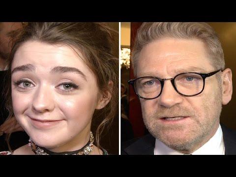 London Critics' Circle Film Awards 2016 Interviews