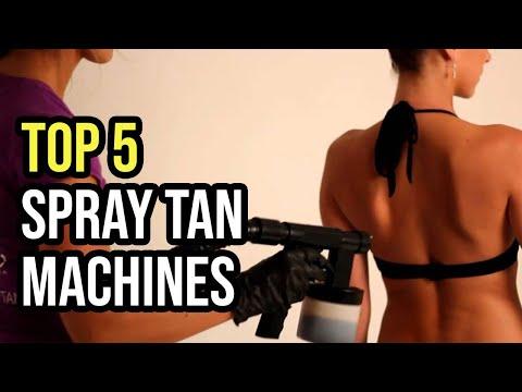 Best Professional Spray Tan Machines [Top 5 2020]