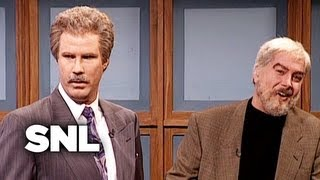 Celebrity Jeopardy!: Robin Williams, Catherine Zeta-Jones & Sean Connery - SNL