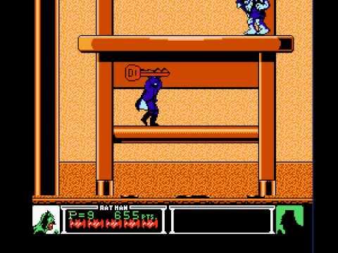 Batman & Flash ( Monster in my Pocket ) ROM NES