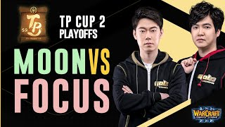 WC3 - TP Cup 2 - WB Semifinal: [NE] Moon vs. FoCuS [ORC]