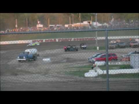 5 mile point speedway - June 11, 2017 - Modified Qualifying