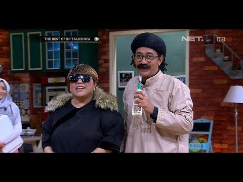 The Best Of Ini Talk Show - David Bekam Nyanyi Hatimu Hatiku