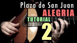 Free Stroke Exercise - 19 Plaza de San Juan (Alegrias) by Paco de Lucia