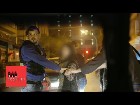 The Syrian refugees turning to sex to survive - BBC News