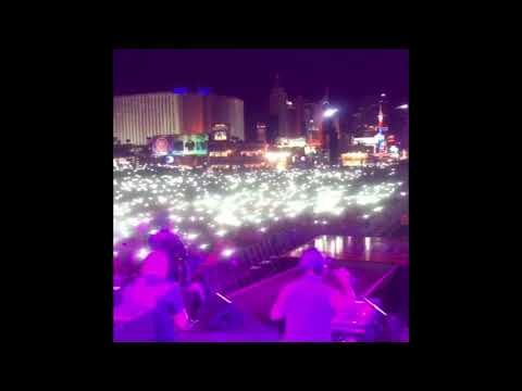 This Happened Moments Before Las Vegas Shooting