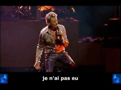 Johnny Hallyday - « À propos de mon père » + sous-titres