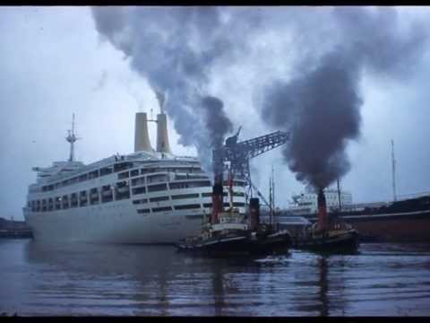 "SS Canberra: ""First Lady of the P&O"""