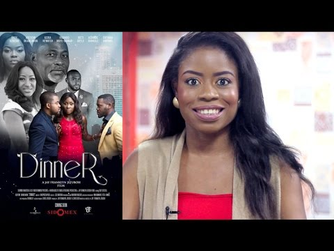 """The Screening Room with Adenike: """"Dinner"""" Nigerian Movie Review"""