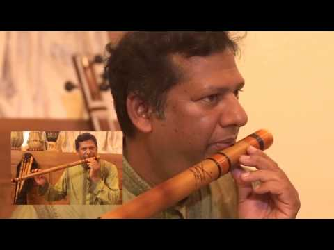 Lesson 1: How to start playing flute/Bansuri  - Beginner's tutorial (step by step )