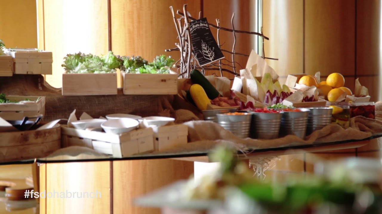 Four Seasons Doha Treat Your Taste Buds To An Unforgettable Brunch