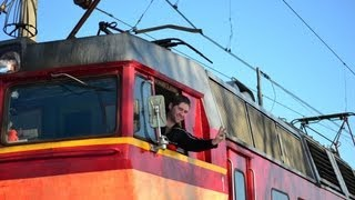 Так поют поезда!(или Приветливые локомотивные бригады Свердловской жд часть 2., 2013-04-04T13:22:22.000Z)
