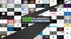 100 Logo Animations By Spin My Logo Volume 1