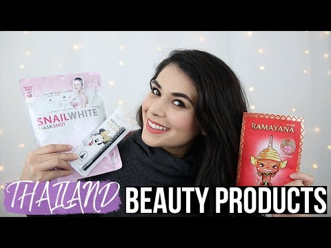 thailand-beauty-haul- -skin-care-&-makeup-from-thailand