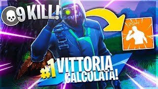 FORTNITE - NEW HERO AND IT'S REAL VICTORY!