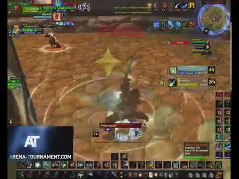 Sp/Rogue bursting games on Warmane (Blackrock)