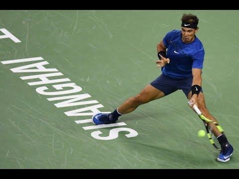 Rafael Nadal vs Fabio Fognini Shanghai 2017 R3 Full HD