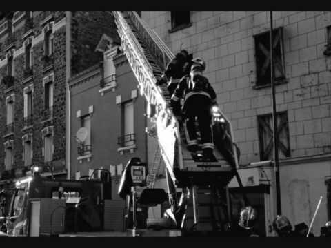 Femme de pompier
