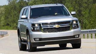 Chevrolet Tahoe 2018 Car Review