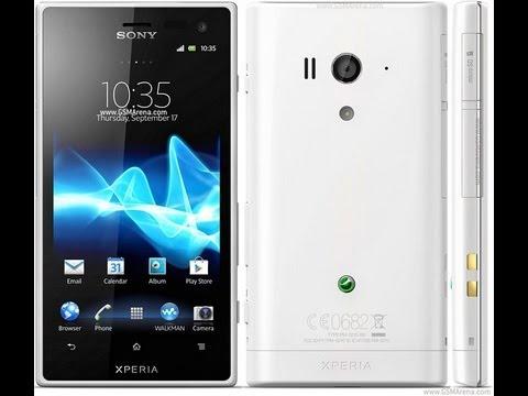 Обзор Sony Xperia Acro S - Пловец от Sony
