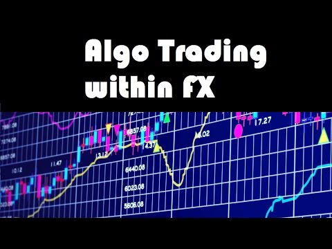 Algo Trading within FX
