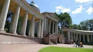 видео Усадьба Голицыных — стиль классицизм