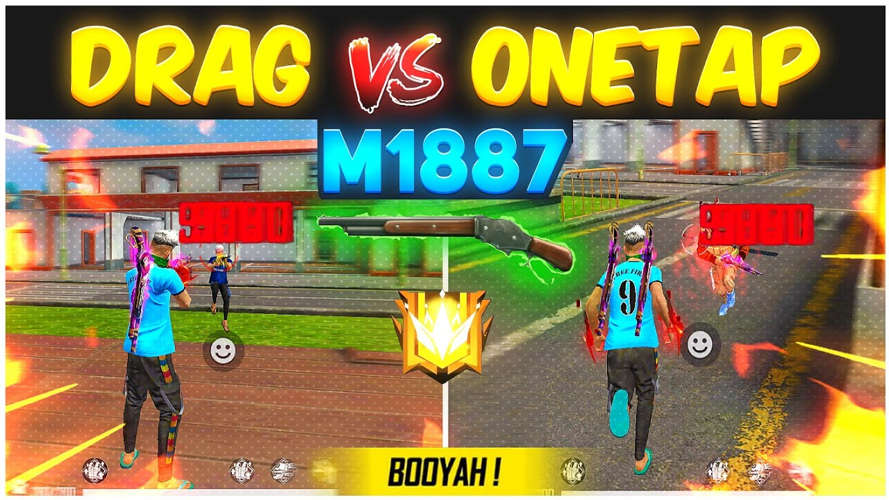 Download M1887 Onetap Headshot Tips And Tricks | Raistar Secret Onetap Tips | Free Fire Tips and Tricks