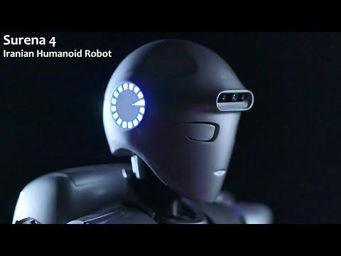Surena 4 (surena Iv – Iranian Humanoid Robot), Iran Unveils Its Most Advanced Humanoid Robot.