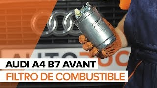 Manual AUDI A4 gratis descargar