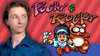 Pocky & Rocky - ProJared & PeanutButterGamer