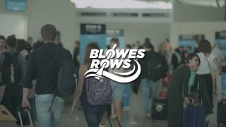 Blowes Rows at Stansted Airport