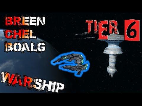 Breen Chel Boalg Warship [T6] – with all ship visuals - Star Trek Online