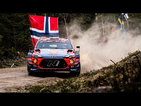 SS1 Update - Rally Sweden