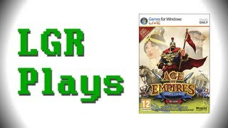 LGR Plays - Age of Empires Online