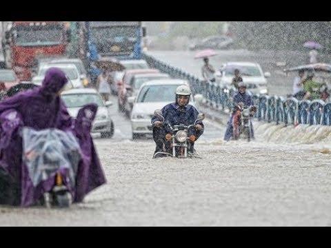 GSM Update 9/3/18 -  China Floods - Tropical Storm Watch - Summer Snow - Winter Forecast