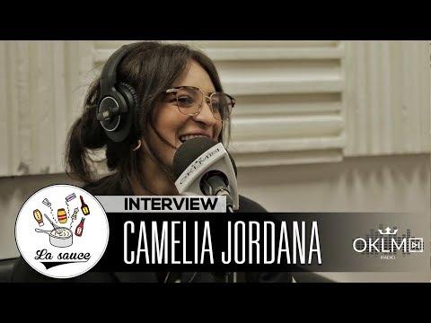 """CAMÉLIA JORDANA ( """"Lost"""", ses débuts, Kendrick Lamar, le racisme...) - #LaSauce sur OKLM Radio Mp3"""